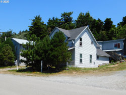 Photo of 816 JACKSON ST, Port Orford, OR 97465 (MLS # 20552839)