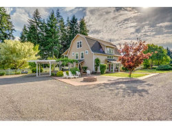 Photo of 26262 S MERIDIAN RD, Aurora, OR 97002 (MLS # 16189818)