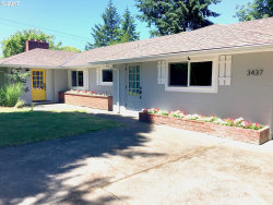 Photo of 3437 SW LURADEL ST, Portland, OR 97219 (MLS # 17290980)