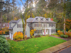 Photo of 624 ATWATER RD, Lake Oswego, OR 97034 (MLS # 17306025)