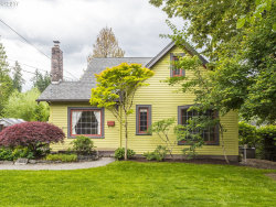Photo of 4406 SW LOBELIA ST, Portland, OR 97219 (MLS # 17315892)