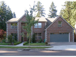 Photo of 4006 CANAL WOODS CT, Lake Oswego, OR 97034 (MLS # 17471822)