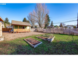 Tiny photo for 9737 N CHARLESTON AVE, Portland, OR 97203 (MLS # 18082456)