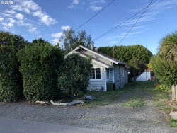 Photo of 875 1ST ST SE, Bandon, OR 97411 (MLS # 18132542)