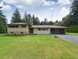 Photo of 24400 SE RUGG RD, Damascus, OR 97089 (MLS # 18184475)