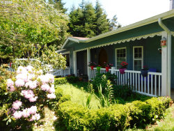 Photo of 151 THIRTEENTH ST, Port Orford, OR 97465 (MLS # 18190069)