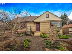 Photo of 9865 SE 42ND AVE, Milwaukie, OR 97222 (MLS # 18316445)