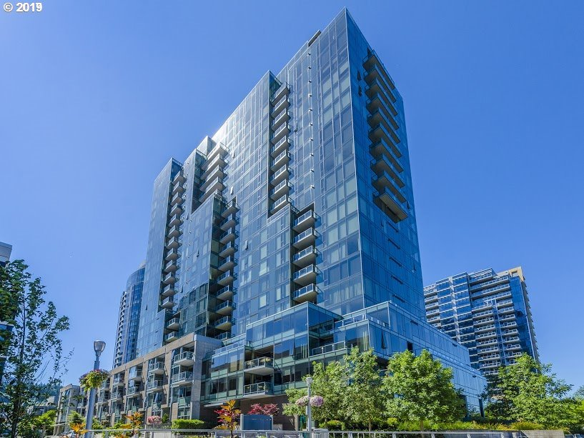 Photo for 841 SW GAINES ST , Unit 331, Portland, OR 97239 (MLS # 18320792)