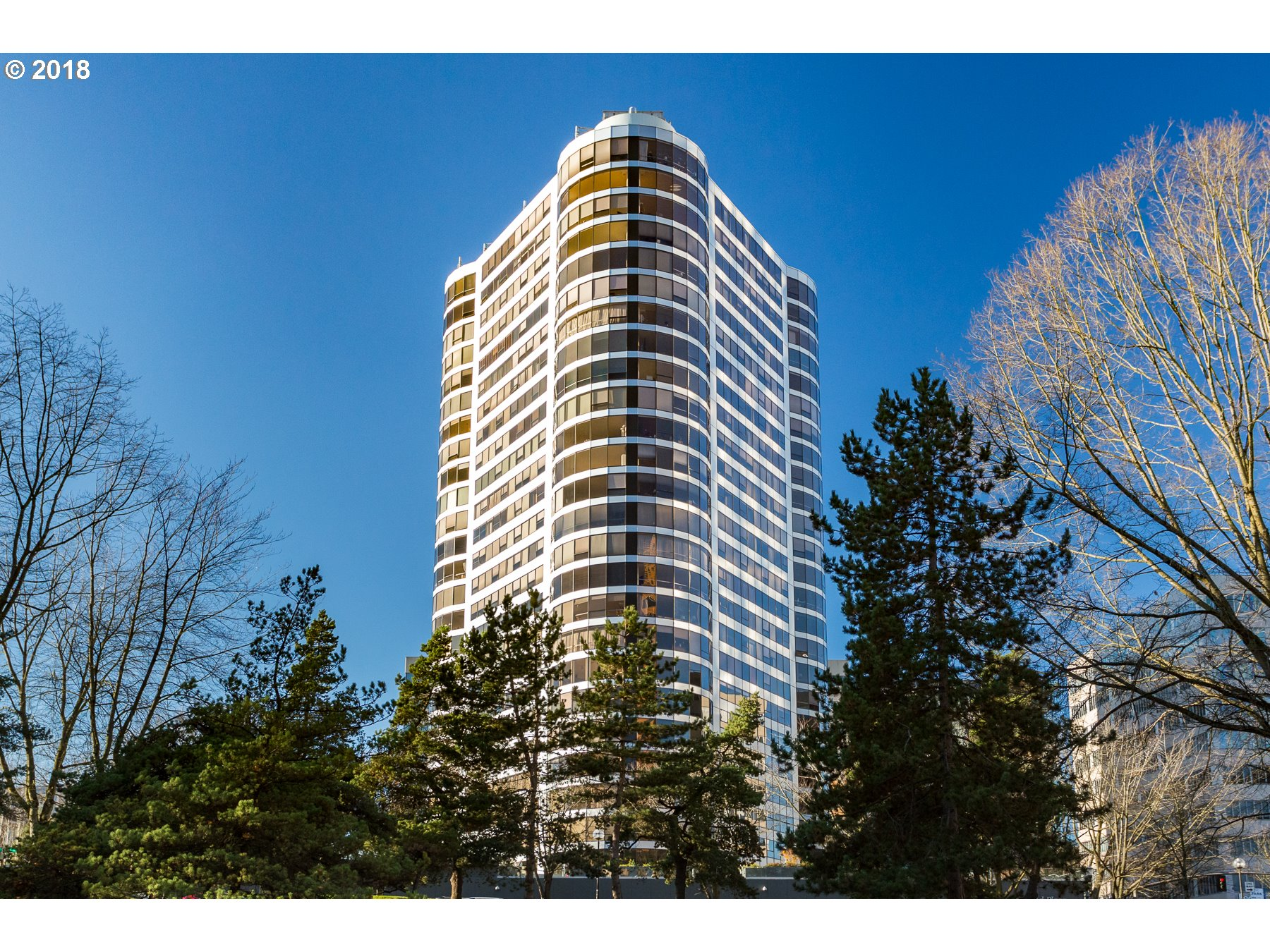 Photo for 1500 SW 5TH AVE , Unit 1902, Portland, OR 97201 (MLS # 18411614)