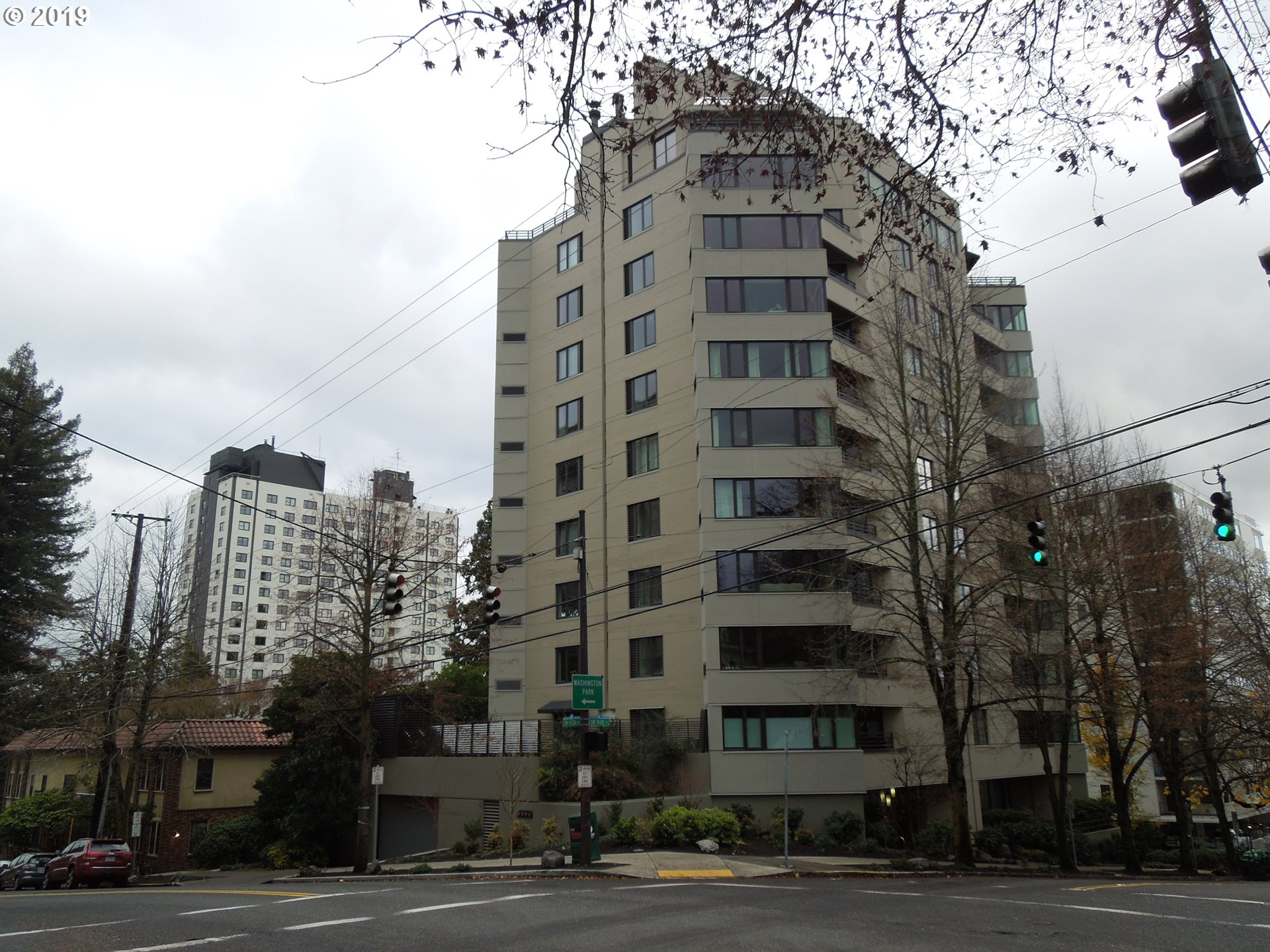Photo for 2245 SW PARK PL SW , Unit 3A, Portland, OR 97205 (MLS # 18418677)