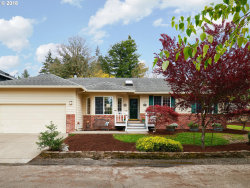 Photo of 7390 SW FLORENCE LN, Portland, OR 97223 (MLS # 18545142)