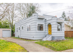 Photo of 3709 SE 60TH AVE, Portland, OR 97206 (MLS # 18553552)