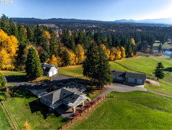 Photo of 18495 SE TICKLE CREEK RD, Boring, OR 97009 (MLS # 18575761)