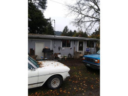 Photo of 123 E A AVE, Drain, OR 97435 (MLS # 19008291)