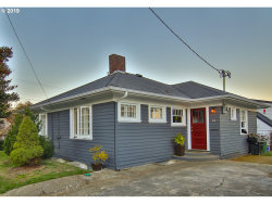 Photo of 595 HALL AVE, Coos Bay, OR 97420 (MLS # 19078403)