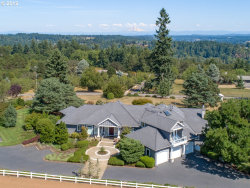 Photo of 28865 SW PETES MOUNTAIN RD, West Linn, OR 97068 (MLS # 19096047)