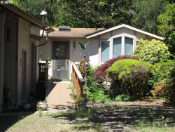 Photo of 1600 RHODODENDRON DRIVE , Unit 205, Florence, OR 97439 (MLS # 19142889)