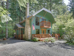 Photo of 72659 E VILLAGE LOOP RD, Rhododendron, OR 97049 (MLS # 19169640)