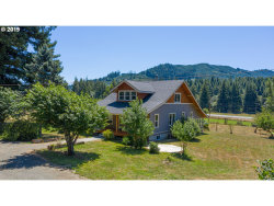 Photo of 17867 Hwy 42, Myrtle Point, OR 97458 (MLS # 19170189)