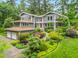 Photo of 1101 FOREST MEADOWS WAY, Lake Oswego, OR 97034 (MLS # 19178301)
