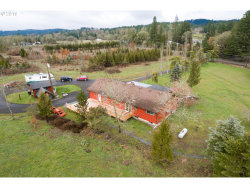 Photo of 16432 S UNION MILLS RD, Mulino, OR 97042 (MLS # 19206110)