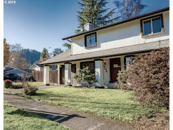 Photo of 406 67TH ST, Springfield, OR 97478 (MLS # 19221052)