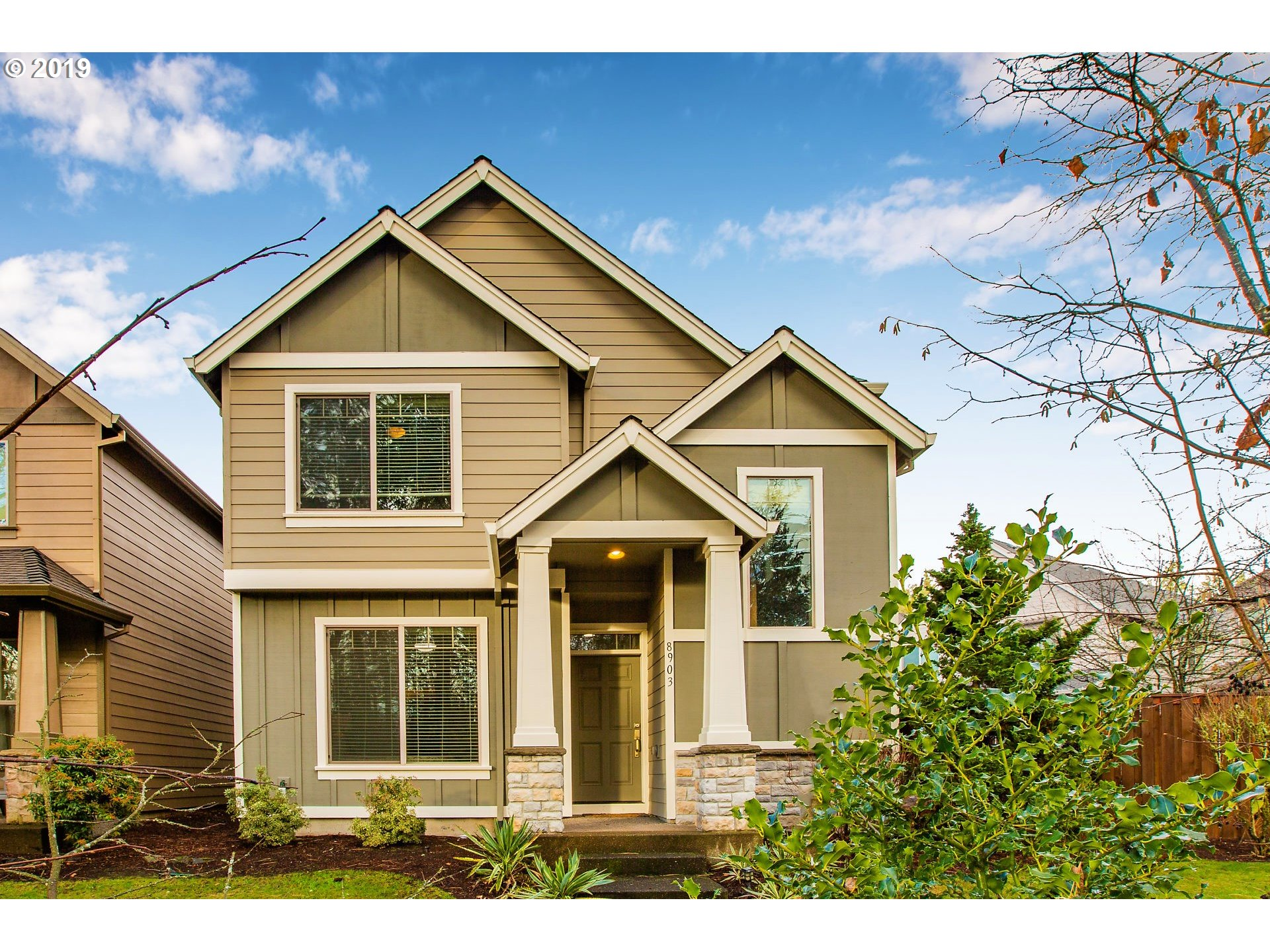 Photo for 8903 SW NORDIC DR, Portland, OR 97223 (MLS # 19326522)