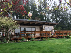 Photo of 66711 RAVEN RD, North Bend, OR 97459 (MLS # 19377425)