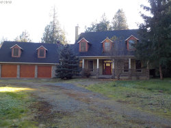 Photo of 21988 CIRCLE DIAMOND LN, Estacada, OR 97023 (MLS # 19510626)