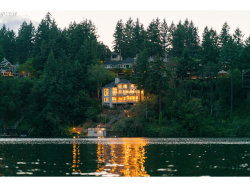Photo of 1890 TWIN POINTS RD, Lake Oswego, OR 97034 (MLS # 19615846)