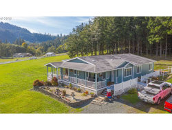 Photo of 51810 BIG CREEK RD, Myrtle Point, OR 97458 (MLS # 19623298)