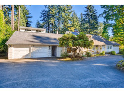 Photo of 1333 S PALATINE HILL RD, Portland, OR 97219 (MLS # 20014645)