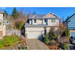 Photo of 16517 SE CREST CT, Portland, OR 97236 (MLS # 20054616)