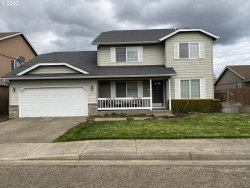 Photo of 1201 MT VIEW LN, Molalla, OR 97038 (MLS # 20074458)