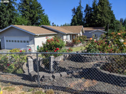 Photo of 1783 VIEW ST, Myrtle Point, OR 97458 (MLS # 20269074)