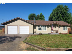 Photo of 1187 W 3RD ST, Halsey, OR 97348 (MLS # 20365354)