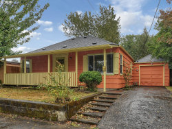 Photo of 9124 SE YAMHILL ST, Portland, OR 97216 (MLS # 20396488)