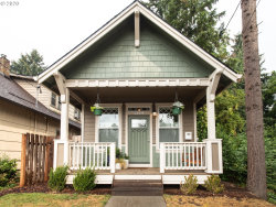 Photo of 6929 N ARMOUR ST, Portland, OR 97203 (MLS # 20530358)