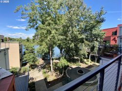Photo of 920 NW NAITO PKWY , Unit #J20, Portland, OR 97209 (MLS # 20562612)