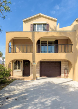 Photo of 200 W Morningside Dr., Unit A, South Padre Island, TX 78597 (MLS # 91897)