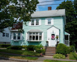 Photo of 243 Wilson Ave, Quincy, MA 02170 (MLS # 72553402)