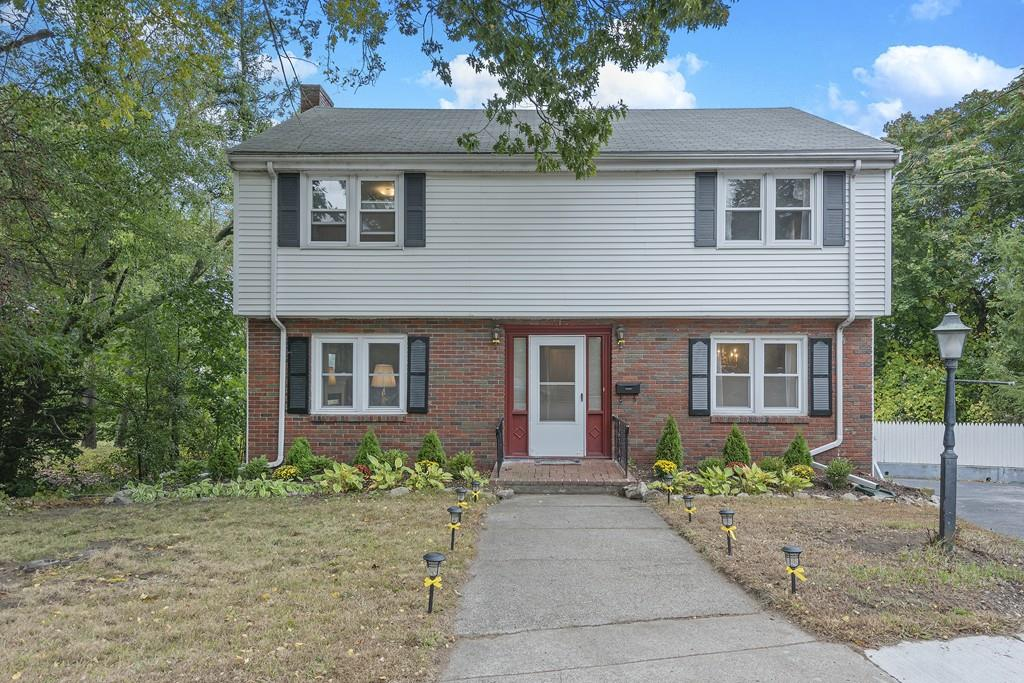 Photo for 61 Slocum Road, Boston, MA 02130 (MLS # 72578296)