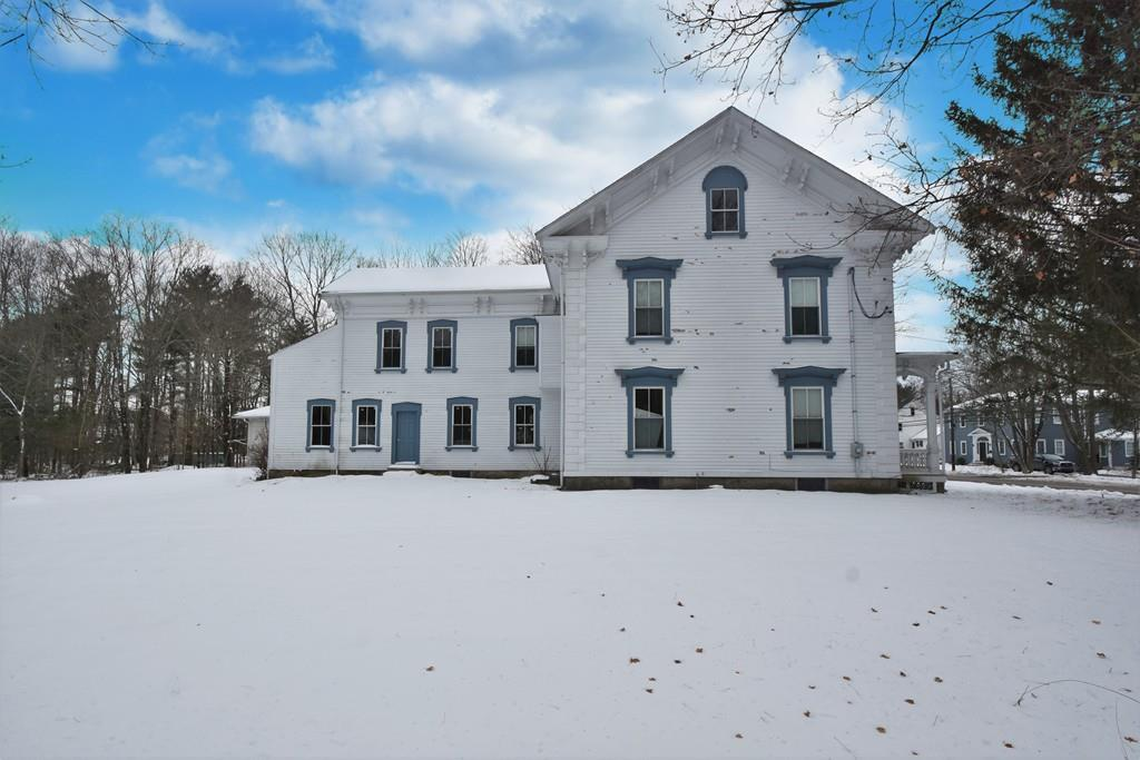 Photo for 378 Main St, Medfield, MA 02052 (MLS # 72600700)