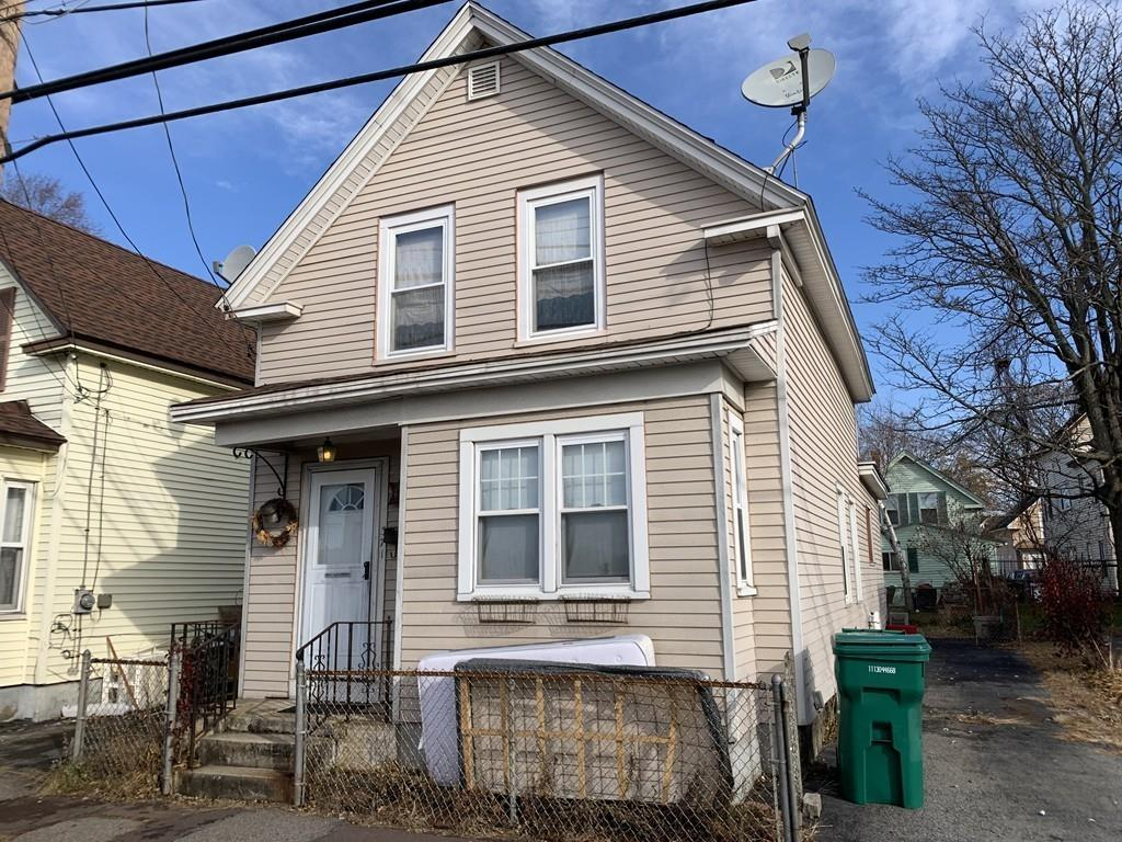 Photo for 371 Lakeview Avenue, Lowell, MA 01850 (MLS # 72606199)