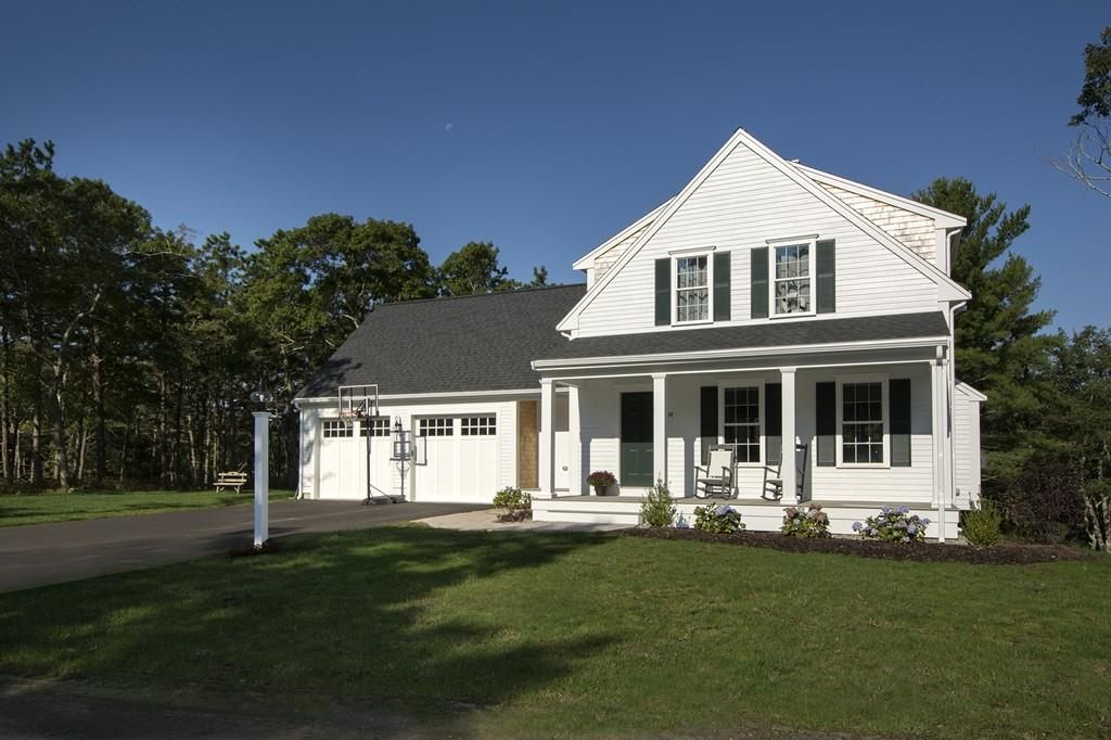 Photo for 42 Screenhouse Lane, Unit Lot 19, Plymouth, MA 02360 (MLS # 72611773)