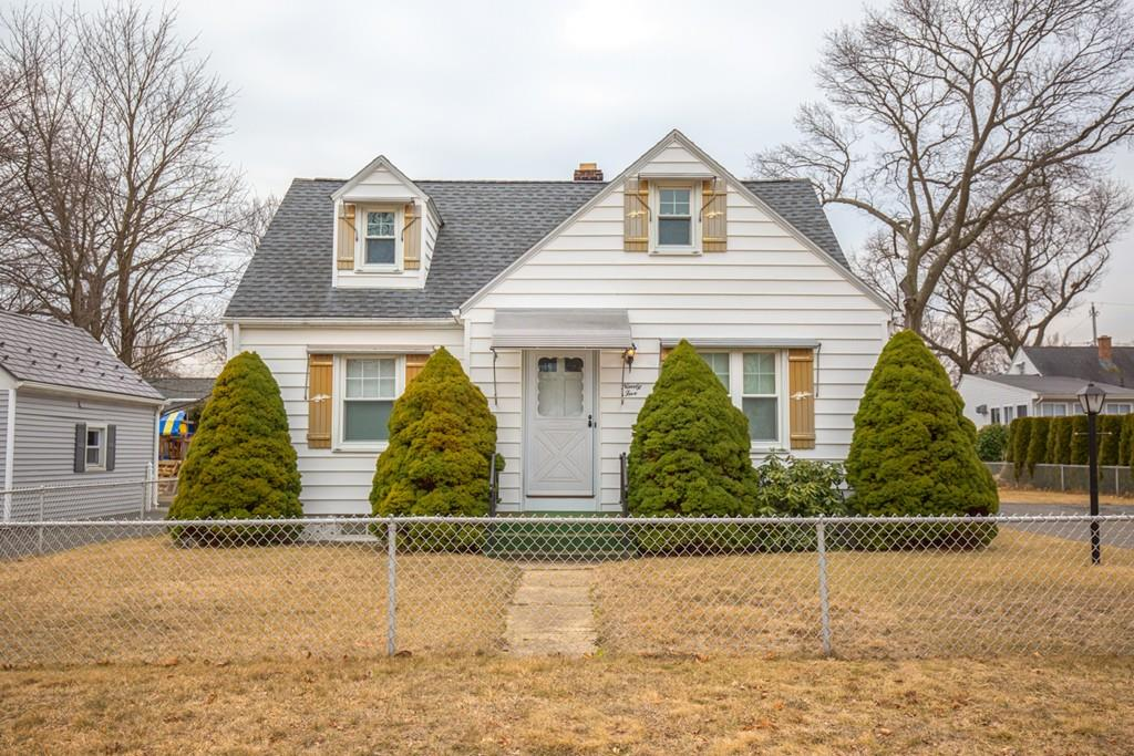Photo for 95 Edgewood Ave, Chicopee, MA 01013 (MLS # 72623961)