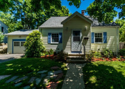 Photo of 5 Canterbury Road, Waltham, MA 02453 (MLS # 72676037)