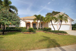 Photo of 156 Island View Drive, Indian Harbour Beach, FL 32937 (MLS # 767558)