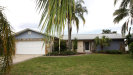 Photo of 514 Carriage Road, Indian Harbour Beach, FL 32937 (MLS # 778165)