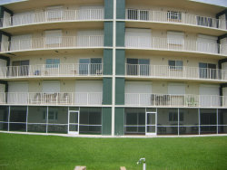 Photo of 4850 Ocean Beach Boulevard, Unit 104, Cocoa Beach, FL 32931 (MLS # 786018)